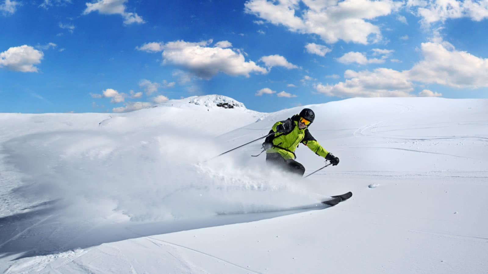 You & Alps visuel ski