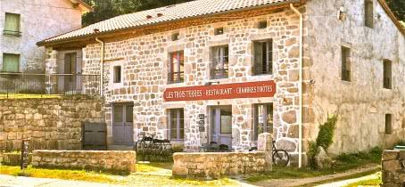 Chambres d'hôtes Les Trois terres - Usson-en-Forez