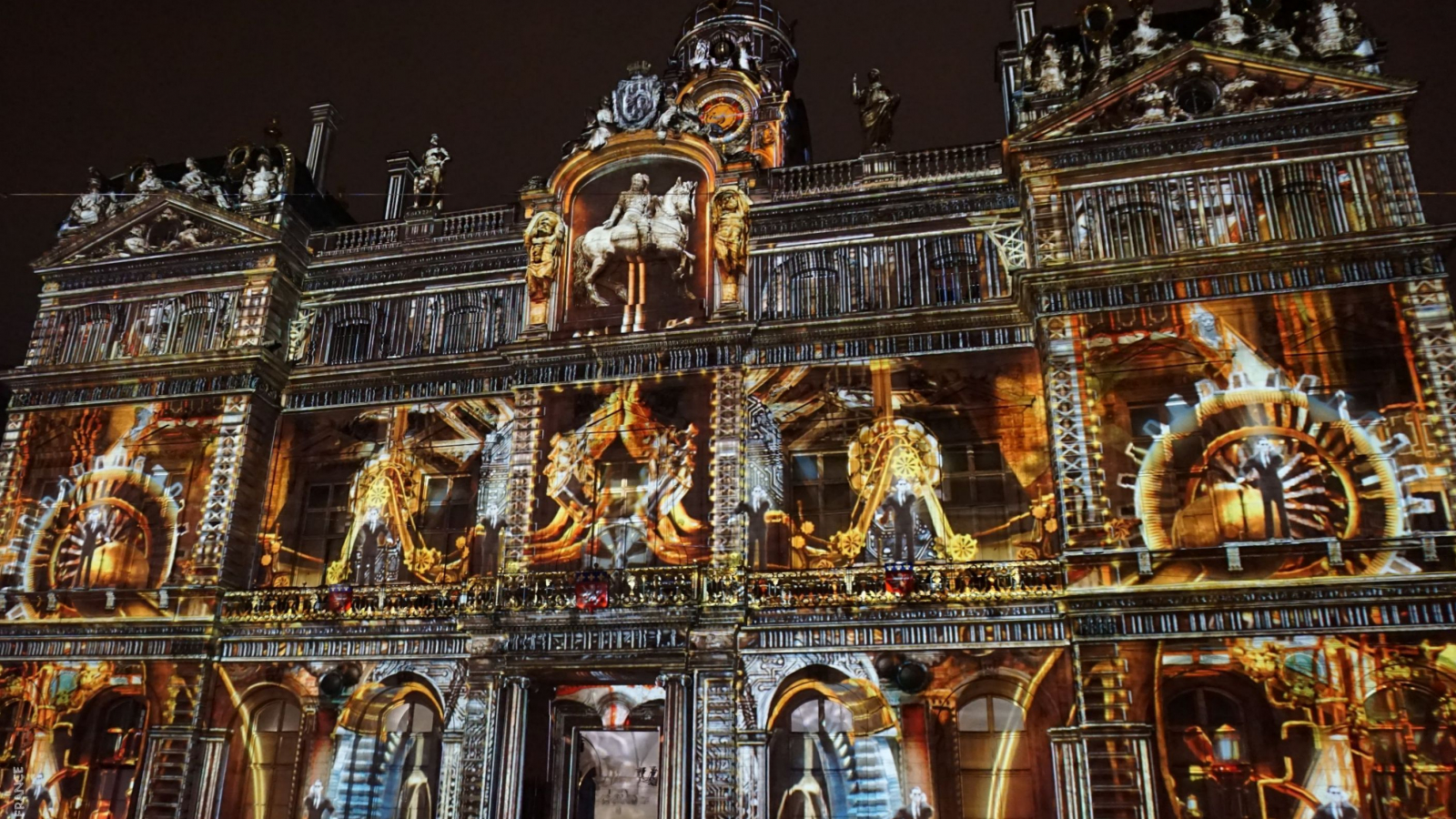 Ecrins de France - Lyon Fête des Lumières