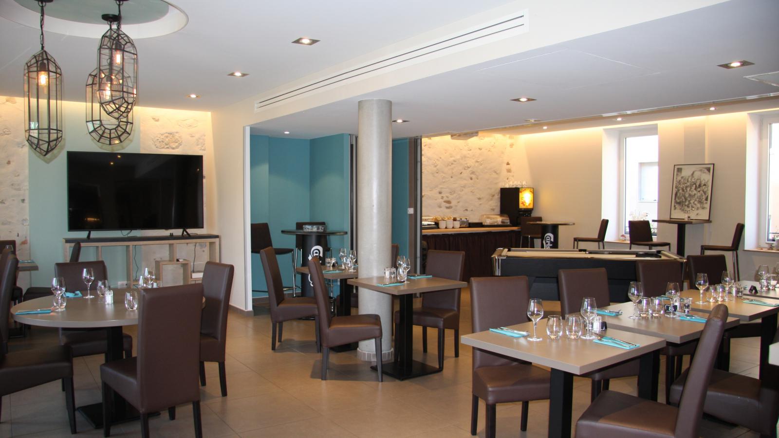 salle restaurant HD