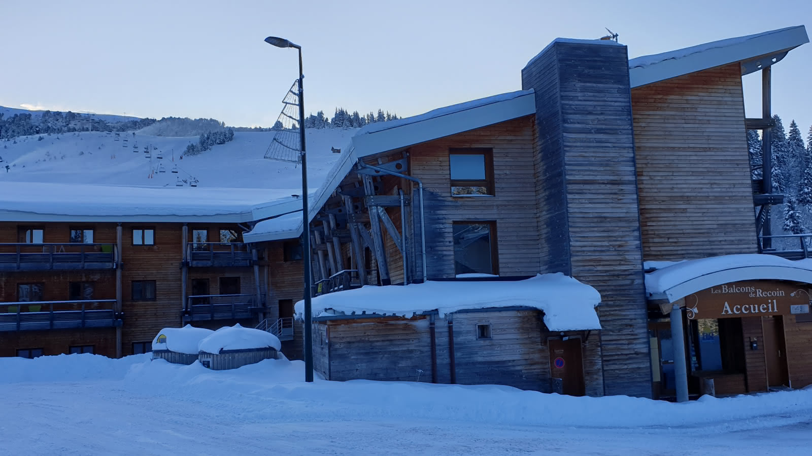 residence hiver