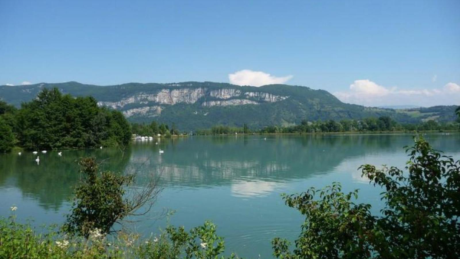 Le lac du Cuchet