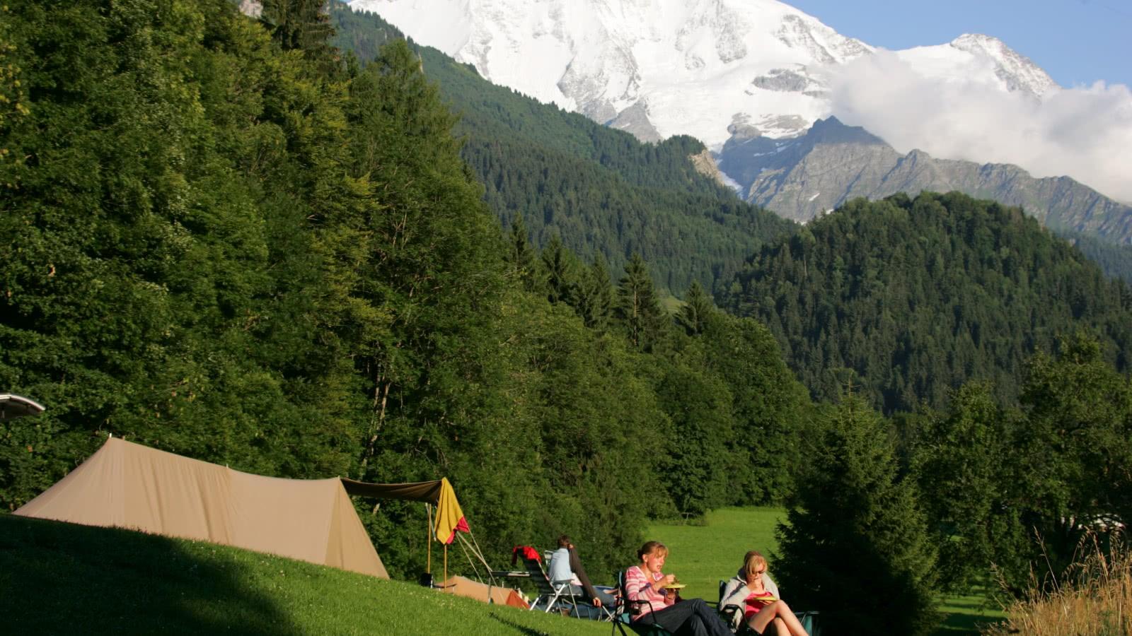Camping Les Dômes de Miage