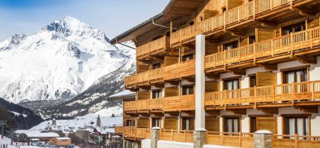 Hôtel & Spa de Val Cenis