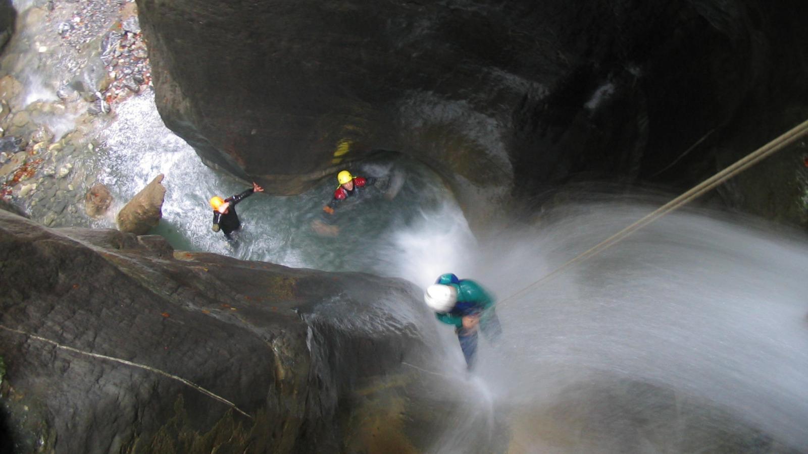 Canyon Alpin Haute-Savoie