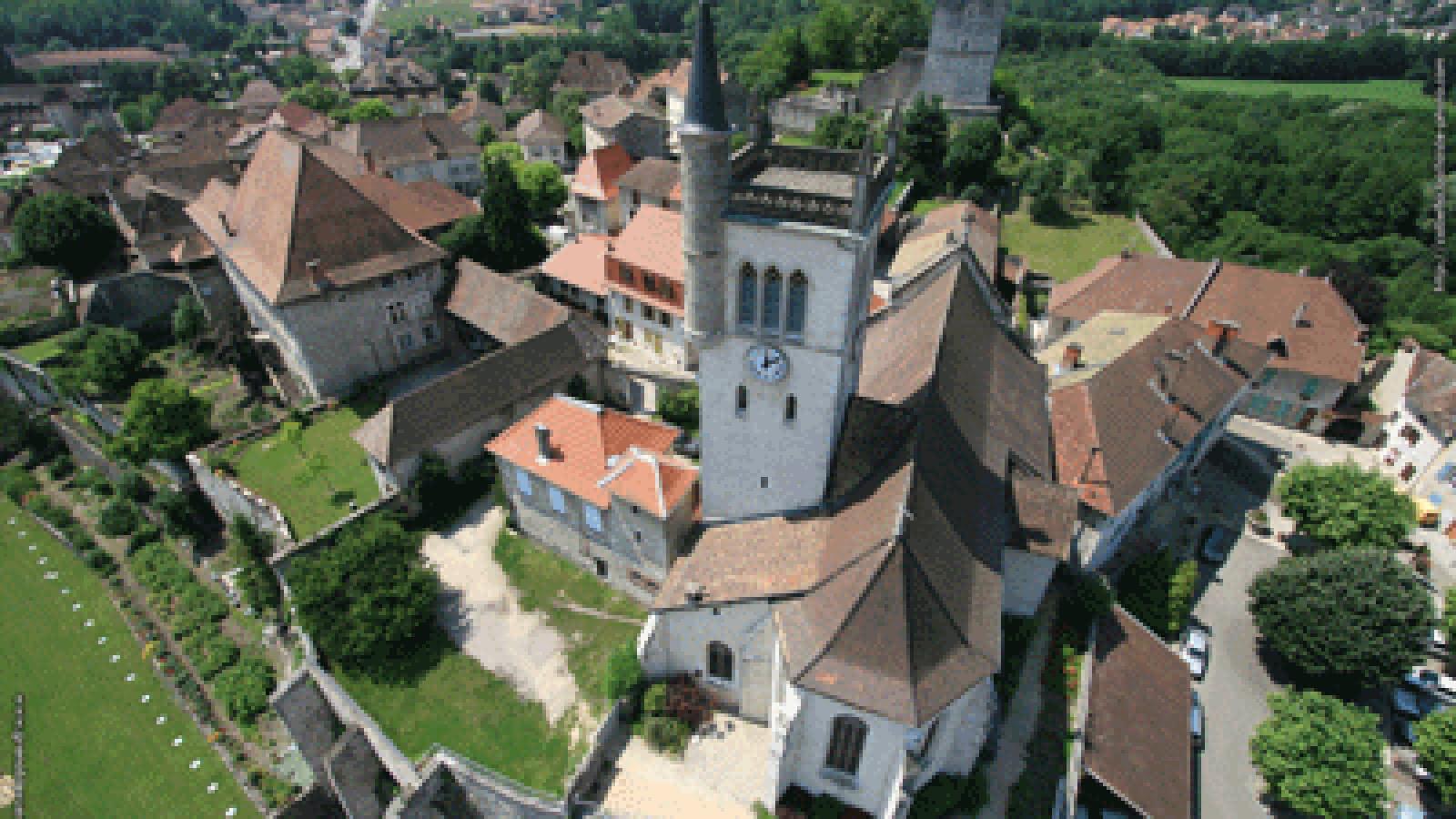Morestel, Cité des Peintres