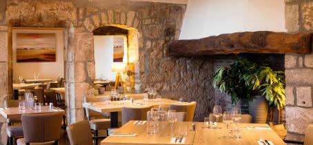 Restaurant - La Bastide de Sanilhac (Ardèche)
