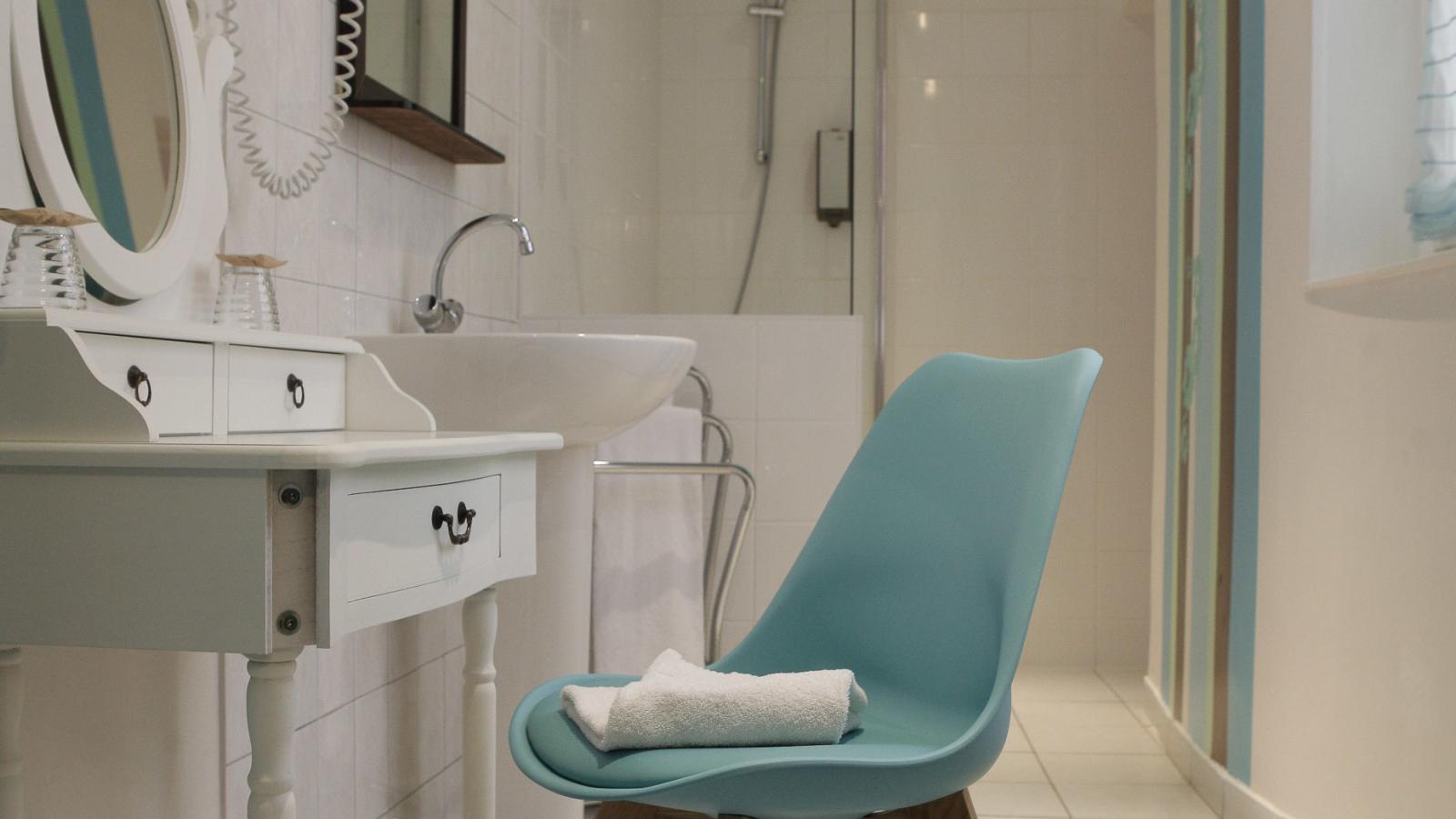 Hôtel Bayard-Bellecour - Bathroom