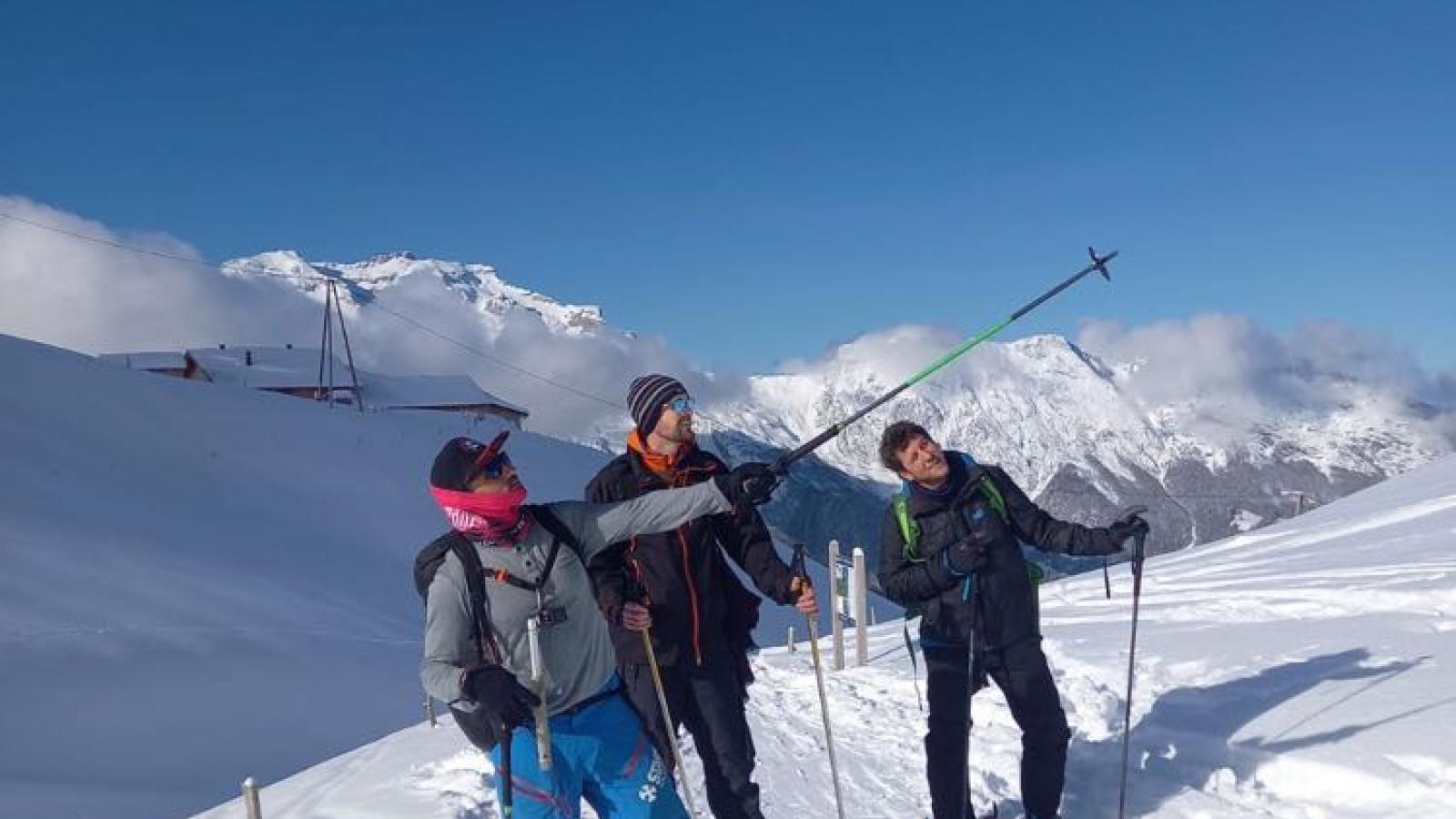 ski rando journée 3