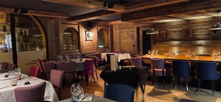 Nouveau restaurant à Val Cenis-Lanslebourg : Marius et Joséphine