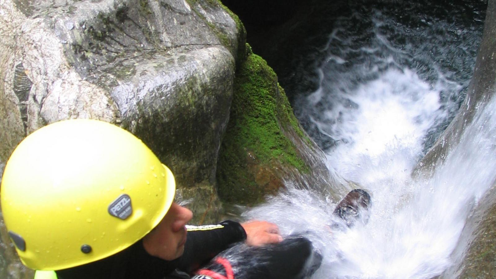 Canyon Aquatique Haute-Savoie