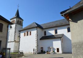 Eglise Saint-Alban-d'Hurtières