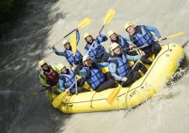 Rafting sur l'Arve - Cie des Guides