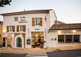 Hôtel La Rose à Juliénas