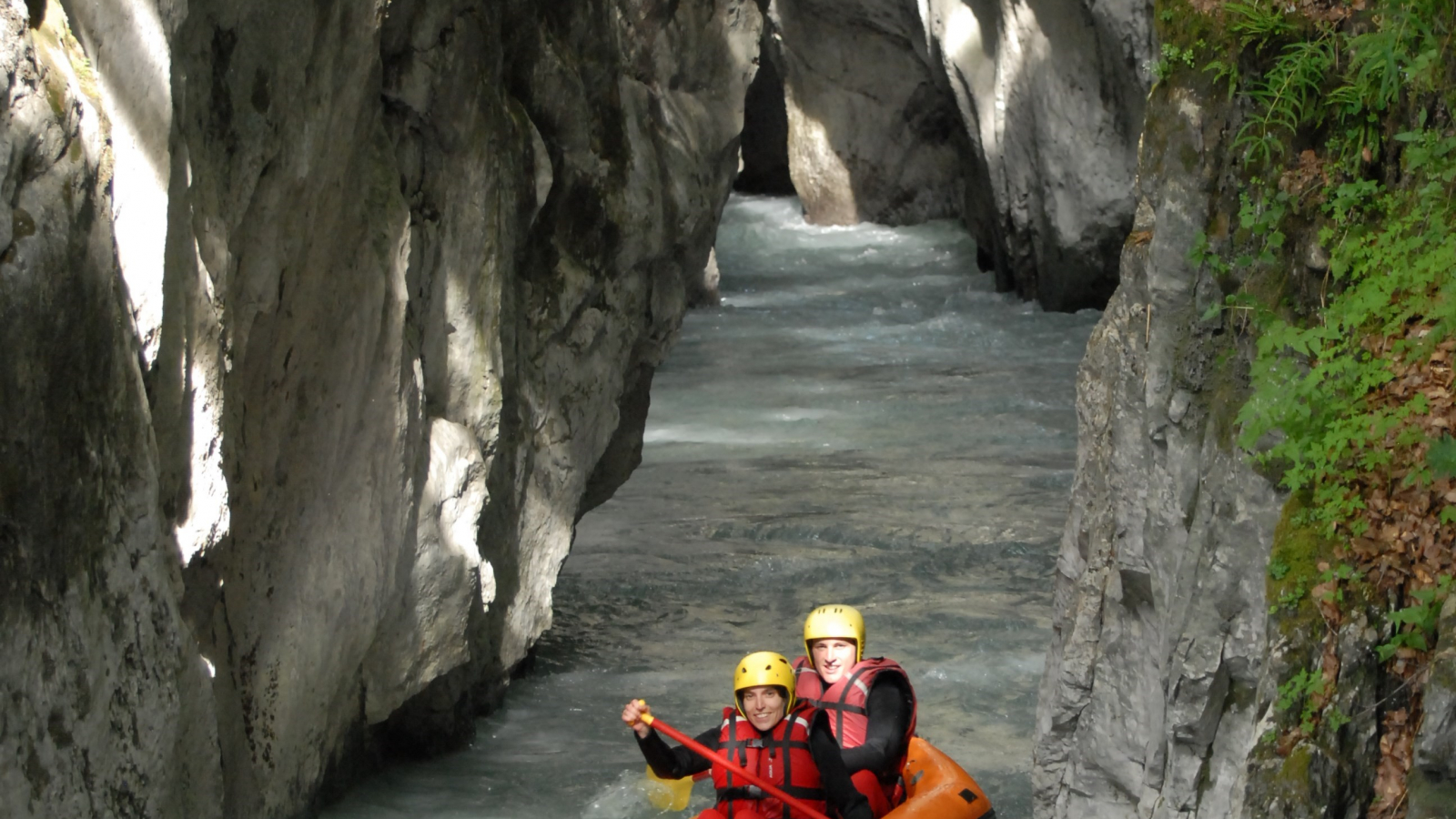 Cano Gorges des Tines