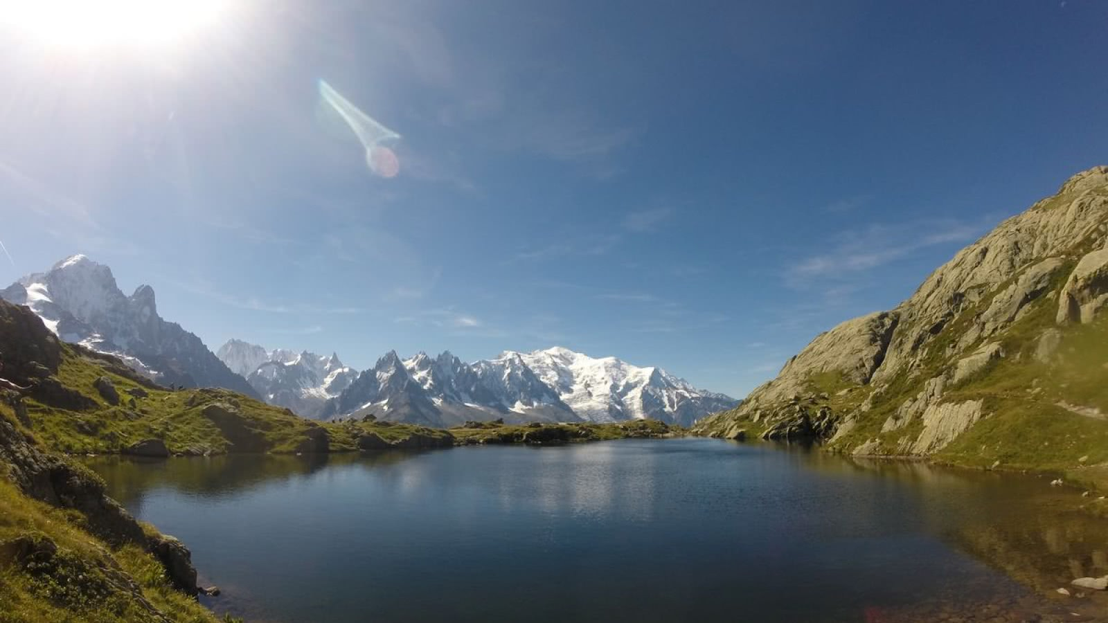 Les Alpes de Savoie Mont Blanc