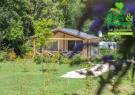 Hébergements pour cyclistes au camping Le Vaugrais