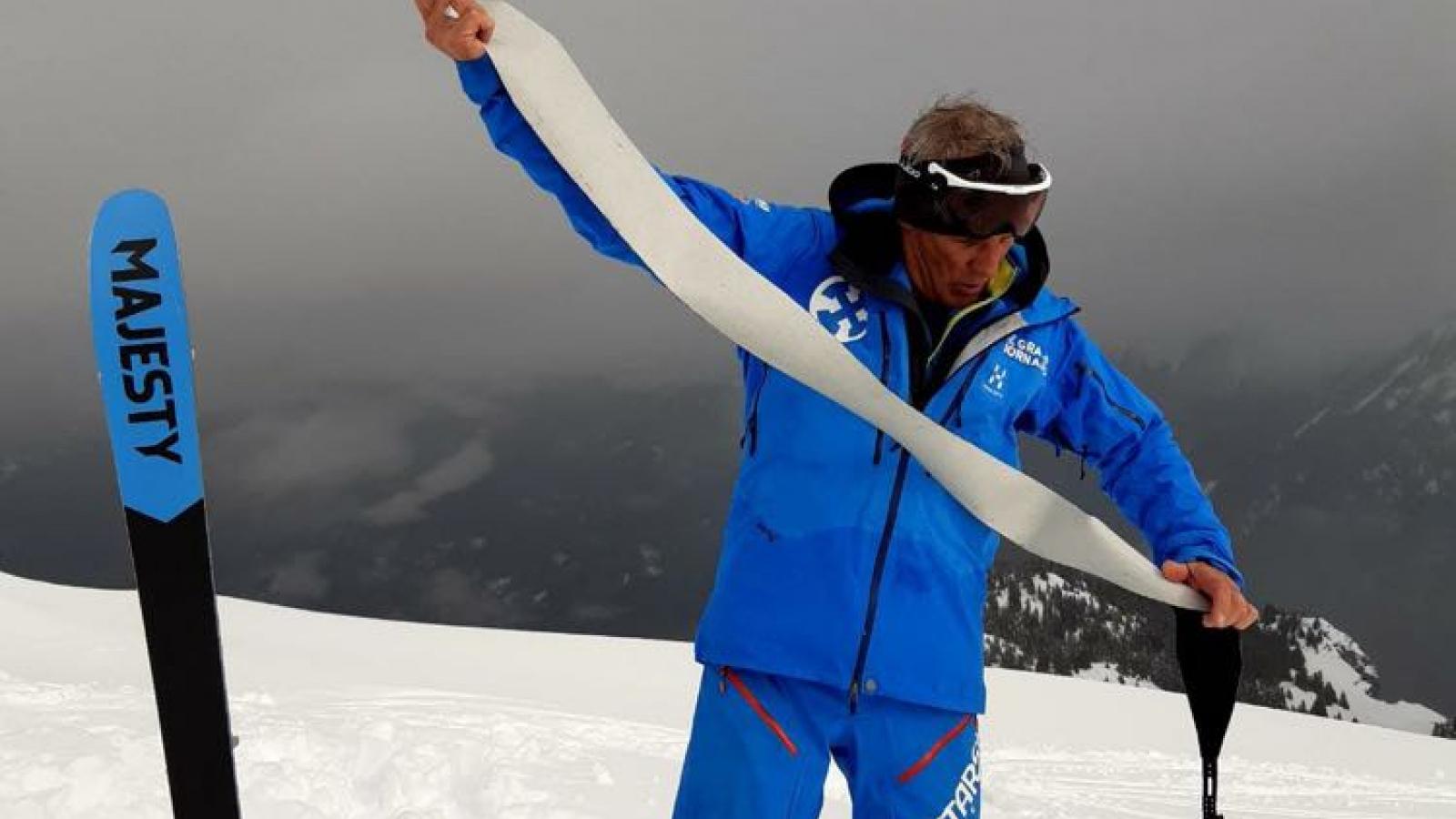 ski rando journée 4