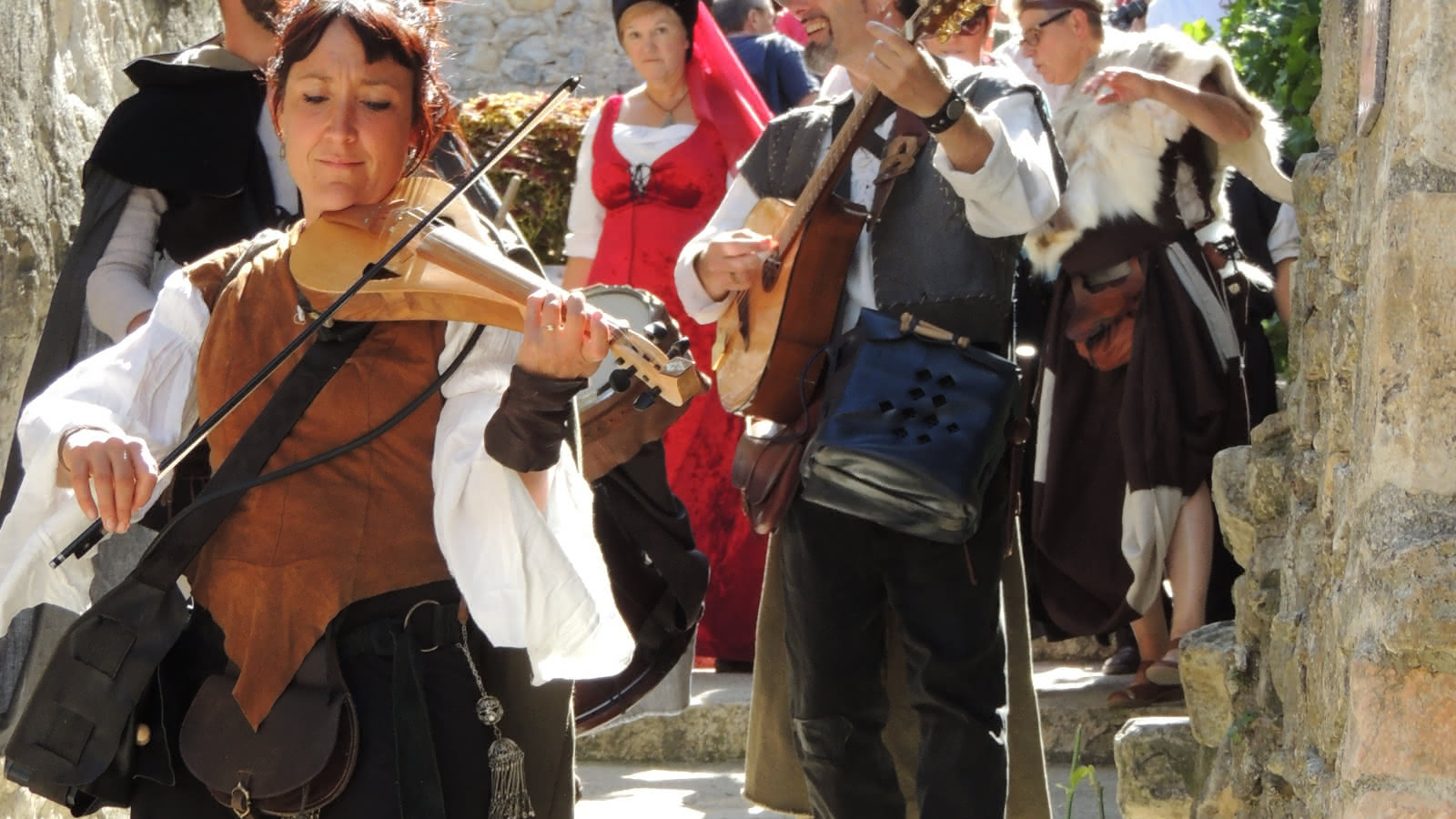 Fête Médiéval de Cruas
