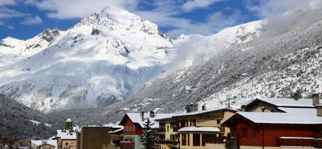 Hôtel l'Alpazur à Val Cenis Lanslebourg