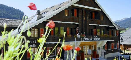 Hôtel Fleur de Neige