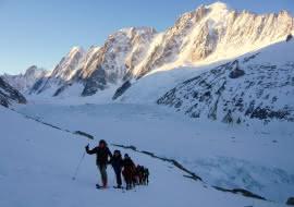 Haute Route Chamonix-zermatt col du Passon