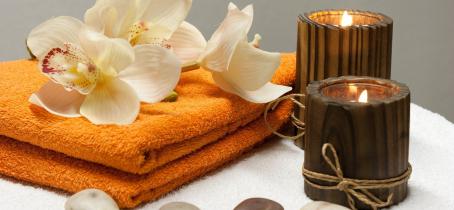 Yoga massage wellness