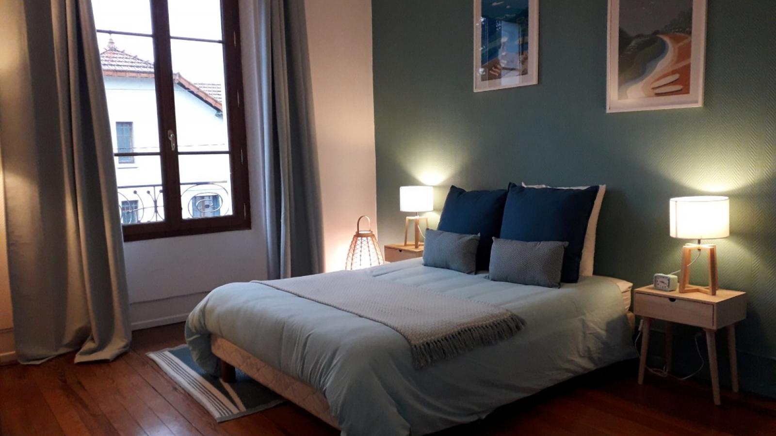 chambre 'Aix-les-Bains'