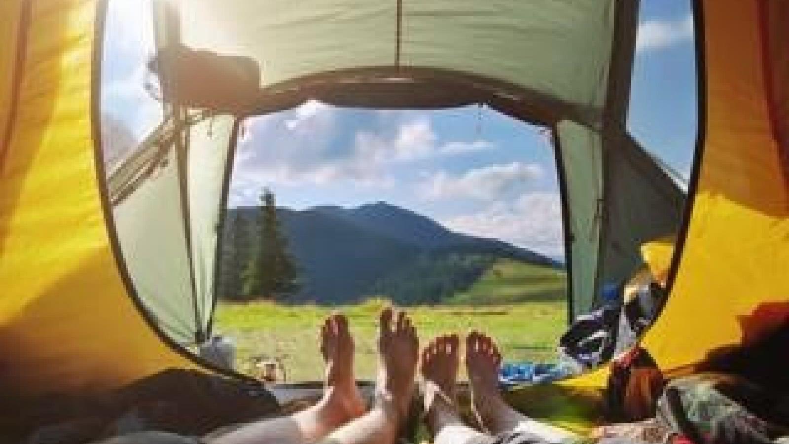 DIYour tent ! au Camping La Grappe Fleurie