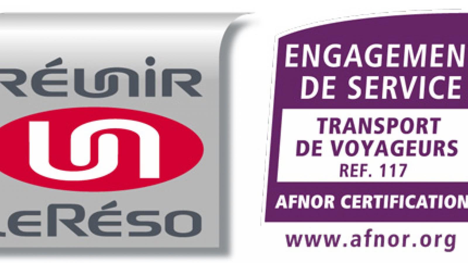 Certification AFNOR-Le Réso - Groupe Perraud