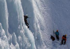 Cascade de Glace - Cie des Guides de Chamonix