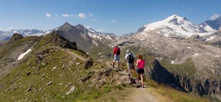 Randonnée aux alentours de Tignes - PN Vanoise (73)
