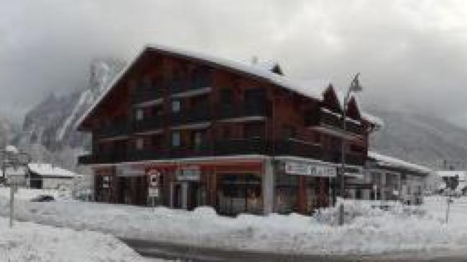 facade extérieure du magasin Xtrême Glisses