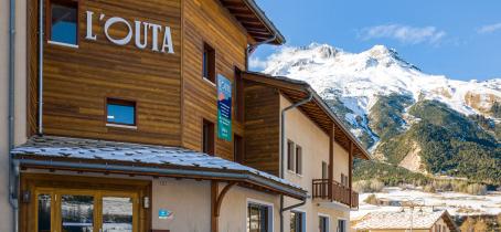 Hôtel-restaurant 'L'Outa' à Val Cenis-Termignon