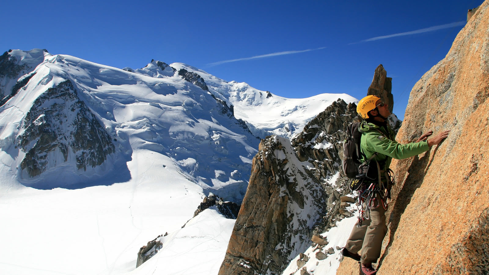 Alpinisme Vallée de Chamonix