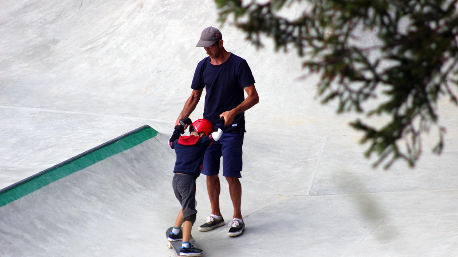 Chamrousse Melting-sports festival - skate