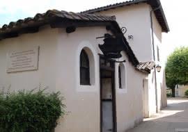 Maison du Saint