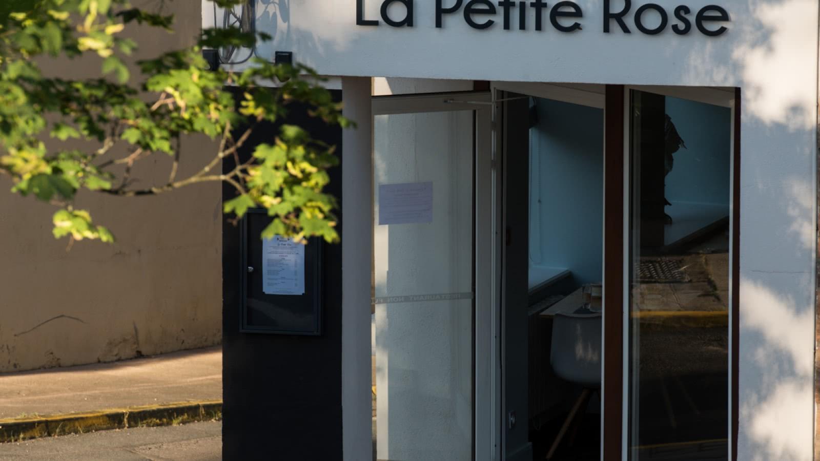 Restaurant La Petite Rose à Juliénas