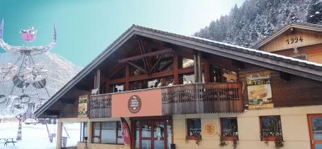 Maison du Fromage Abondance - entrée
