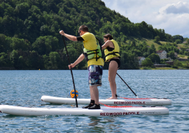 Location Stand-Up Paddle au YCGC