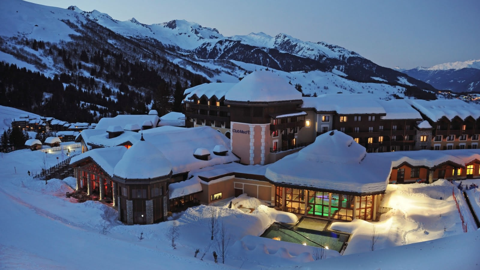 club med entier hiver