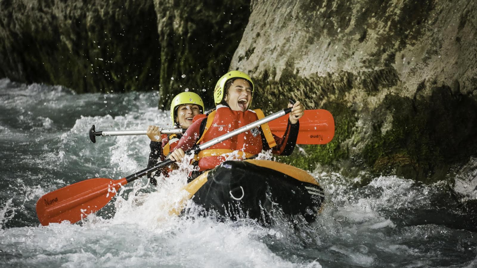 Canoe Nunayak